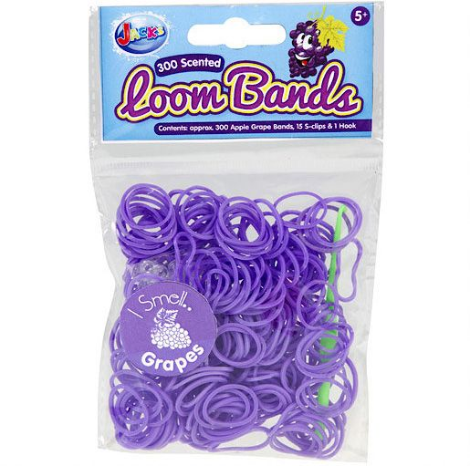 Grape Scented Bracelet Refill Pack