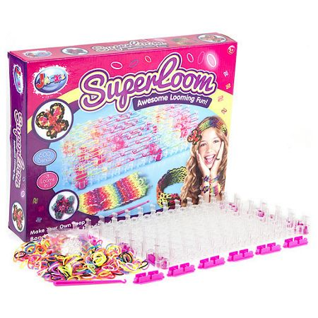 Jacks Super loom with 600 bands