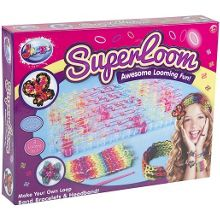 Super loom with 600 bands