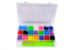 2000 Loom Bands With Case