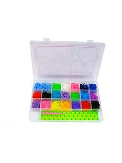 Jacks 2000 Loom Bands With Case