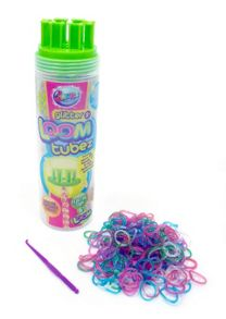 Jacks Loom tubez with multi-loom