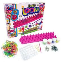 Jacks Linkoloom make your own air clay charms