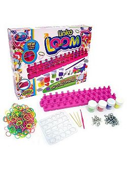 Linkoloom make your own air clay charms