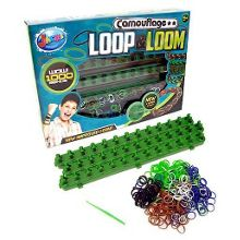 Loop & loom camouflage kit