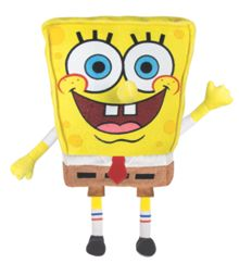 Build Your Own Spongebob Squarepants
