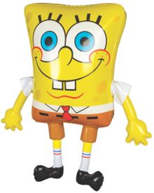 Spongebob Inflatable Spongebob