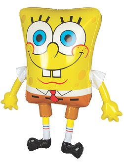 Inflatable Spongebob