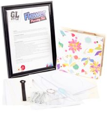GL Style Flower Pressing Kit
