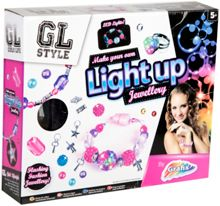 Create your own Light up Jewellery