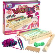 Jacks Wooden Weaving Set
