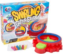 Jacks Swirling Glitter Storm Art Set