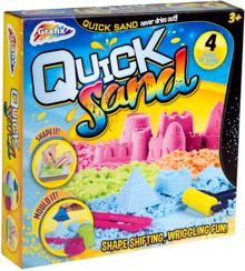 Grafix Quick Sand Set