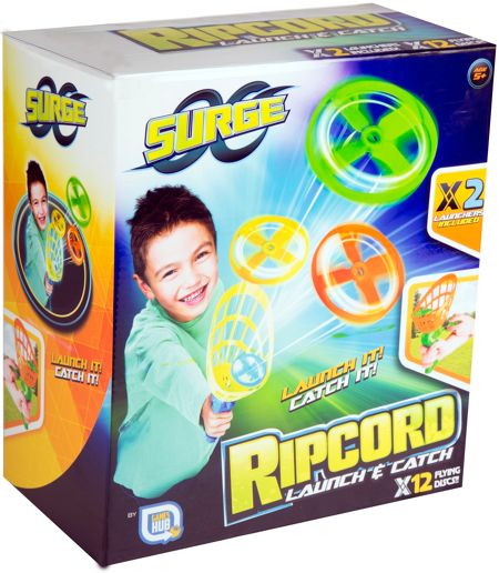 Surge Ripcord Launch & Catch Game