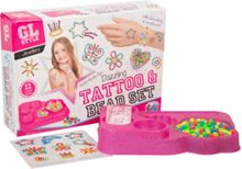 Jacks GL Style Dazzling Tattoo & Bead Set