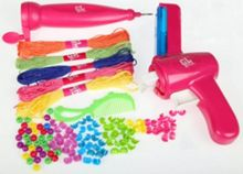 Jacks 2 in 1 Hair Beader & Braider Set