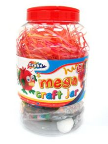 Grafix Mega Craft Bucket
