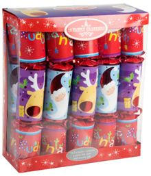 Jacks Family christmas crackers10 pieces