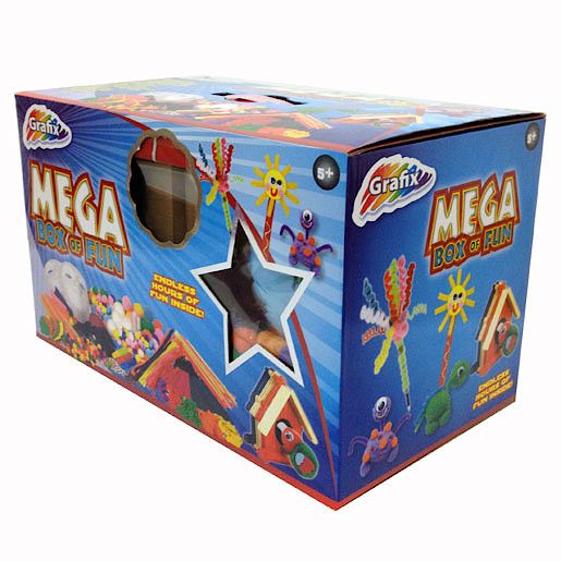 Mega Craft Box