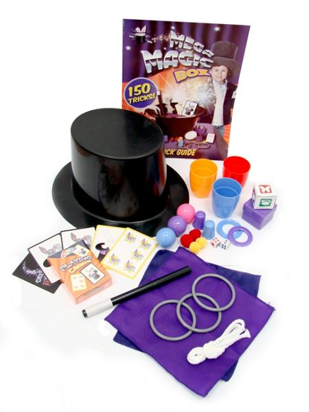 Jacks Magic Hat 150 Tricks Set