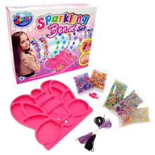 Jacks sparkling bead set