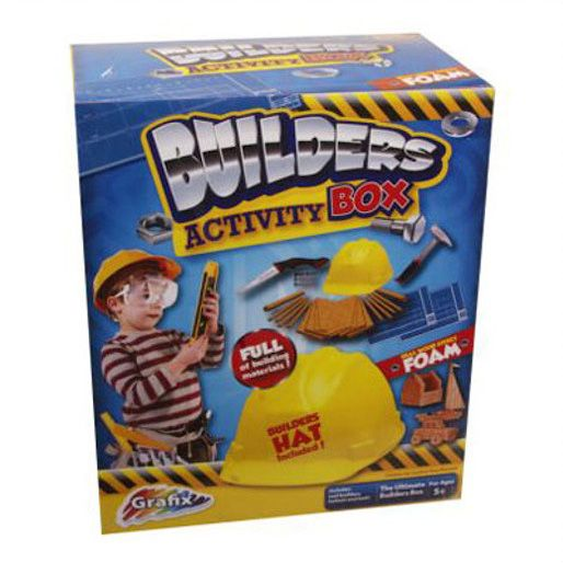 Grafix Builders Activity Box