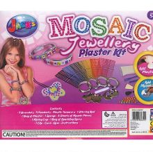 Jacks mosaic jewellery plaster kit