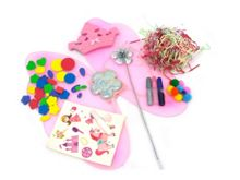 Jacks Fairy Tiara and Dress Up Activity Box