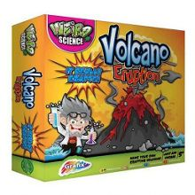 Weird Science Volcano Eruption