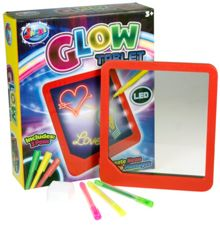 Glow tablet art set