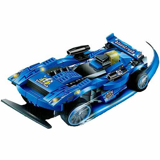 Block Tech Buildable Remote Control Car