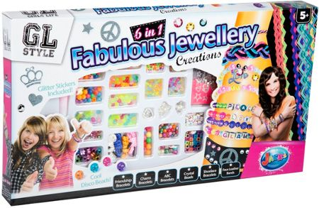 GL Style 6 in 1 Fabulous Jewellery Creations