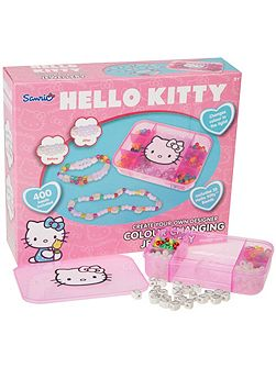 Hello Kitty Hello kitty colour changing jewellery with