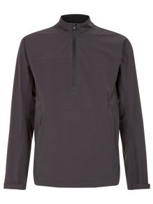 Waterproof half zip jacket
