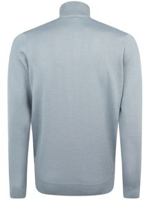 Wolsey 1/4 zip long sleeve pullover jumper