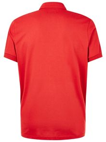 Wolsey Pique front polo shirt