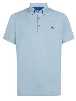 Half And Half Regular Fit Polo Shirt
