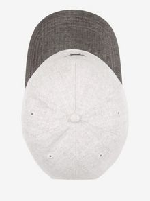 Four Panel Patterned Baseball Cap