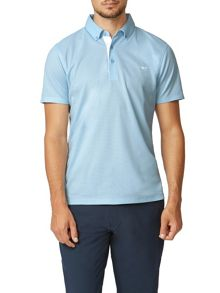 Wolsey Self collar pique polo