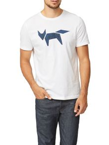 Wolsey Fox Plain Crew Neck Regular Fit T-Shirt