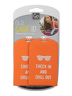 Travel glo case id, assorted colours