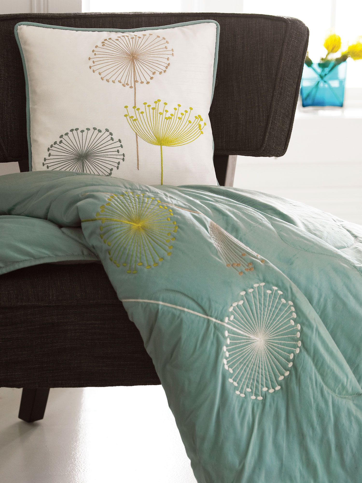 Guide2 Home Dandelion Clocks Bedding