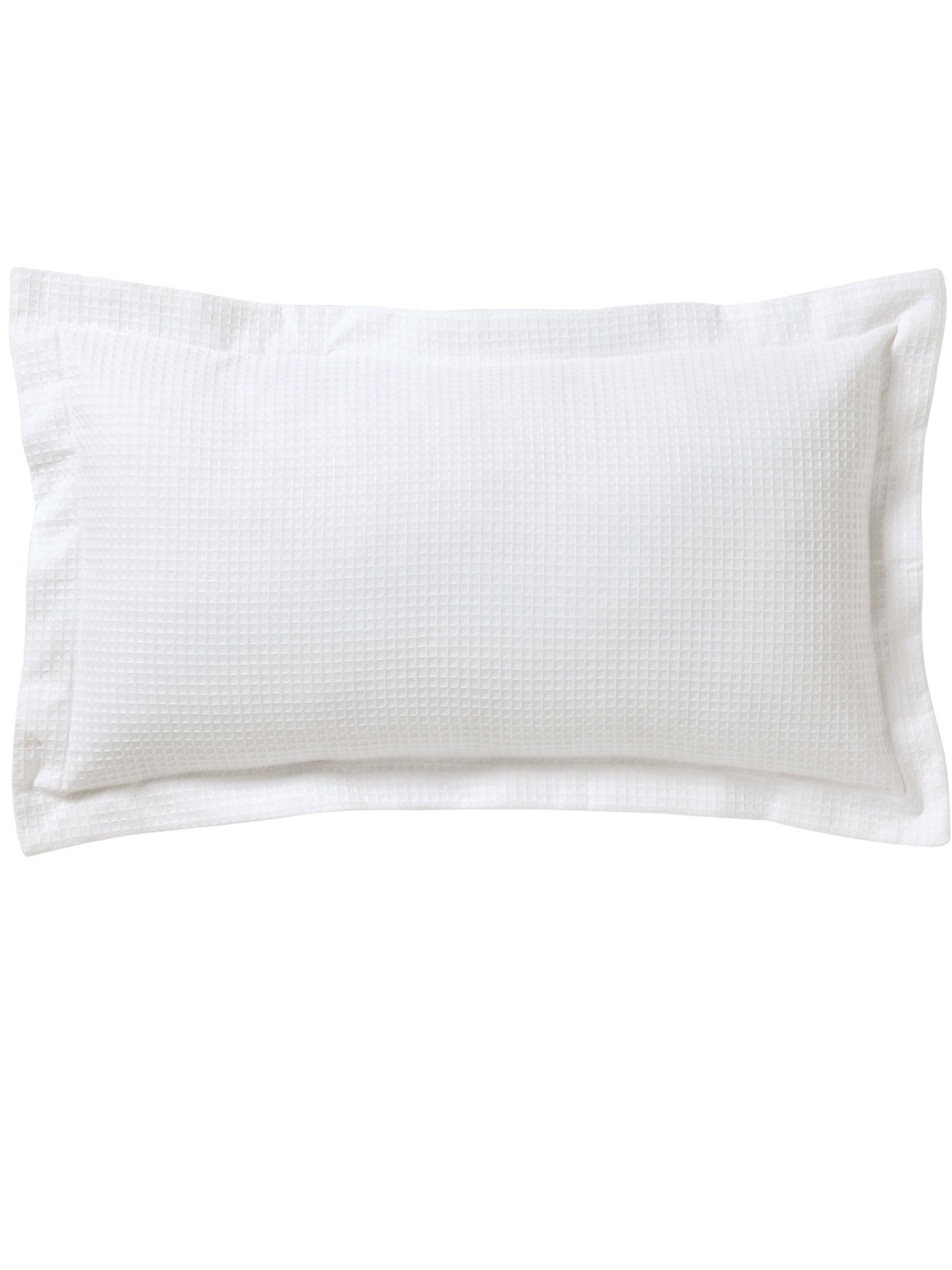 Sanctuary cushions 30x50cm white