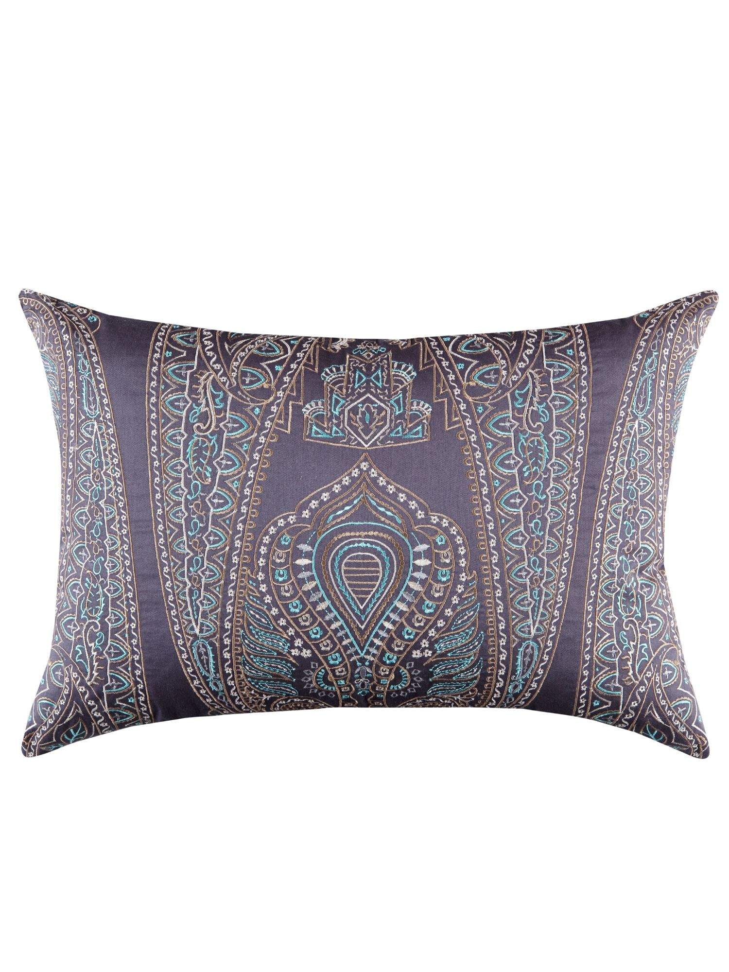 Persia cushion 35x50cm teal