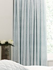 Akiko lined curtains 66x72 (168x183cm) duck egg