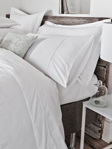 Radiance pillow case h/wife white