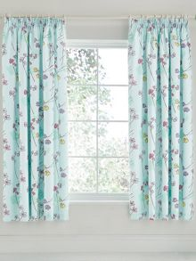 Buttercup curtains 66 x 72 aqua