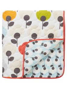 Rise & shine throw 230cm x 265cm multi