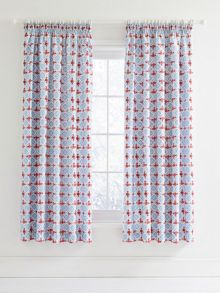 Julie Dodsworth Sunday best curtains 66x72 blue