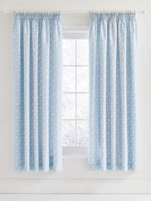 Fledgling curtains 66x72 blue